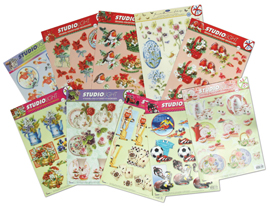 Decoupage Bundle<br> ONLY �30.00
