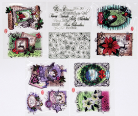 Christmas Stamp Bundle<br>ONLY �29.85